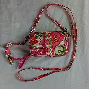 Vera Bradley crossbody purse Lilli bell